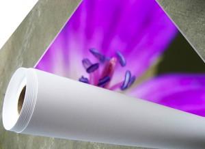 Self-adhering paper - samopřilnavý papír