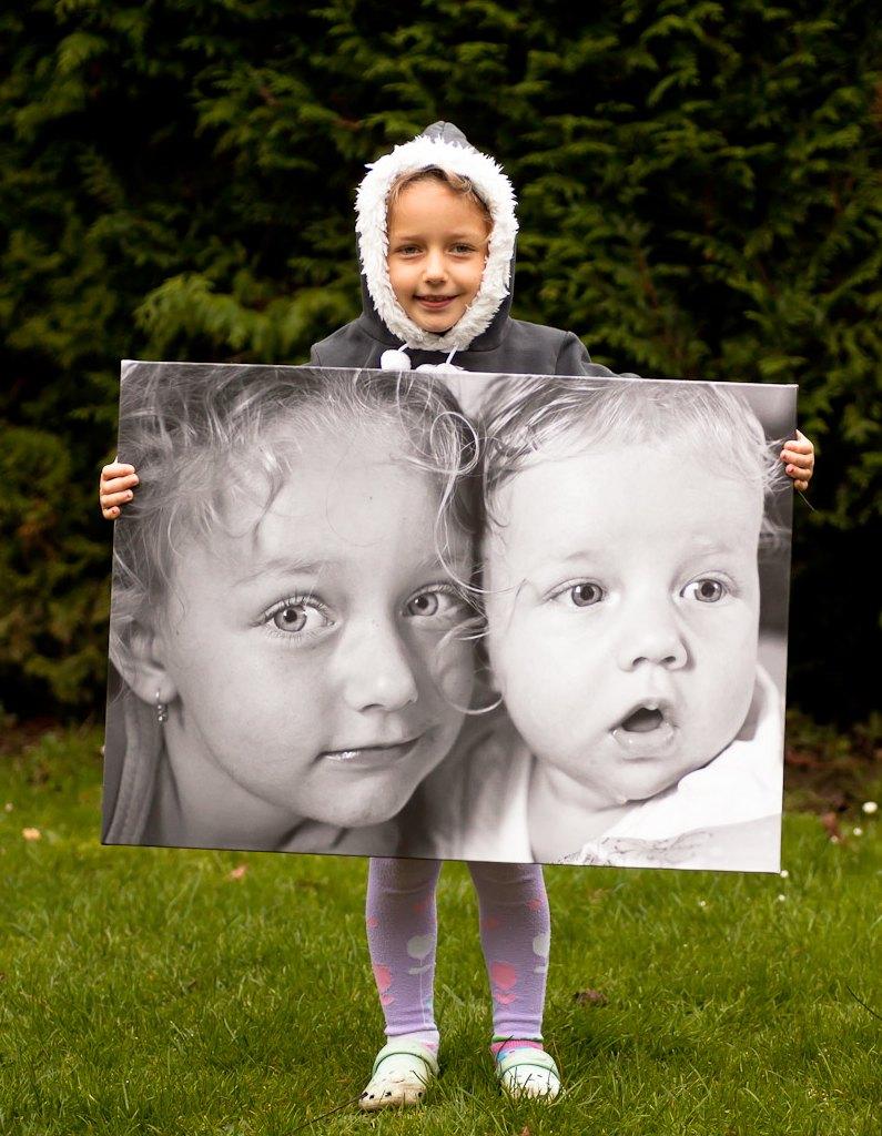 Fotoobraz na plátno